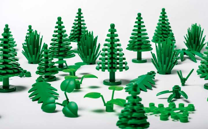LEGO pensa anche all'ambiente: nel 2018 i primi mattoncini eco-sostenibili