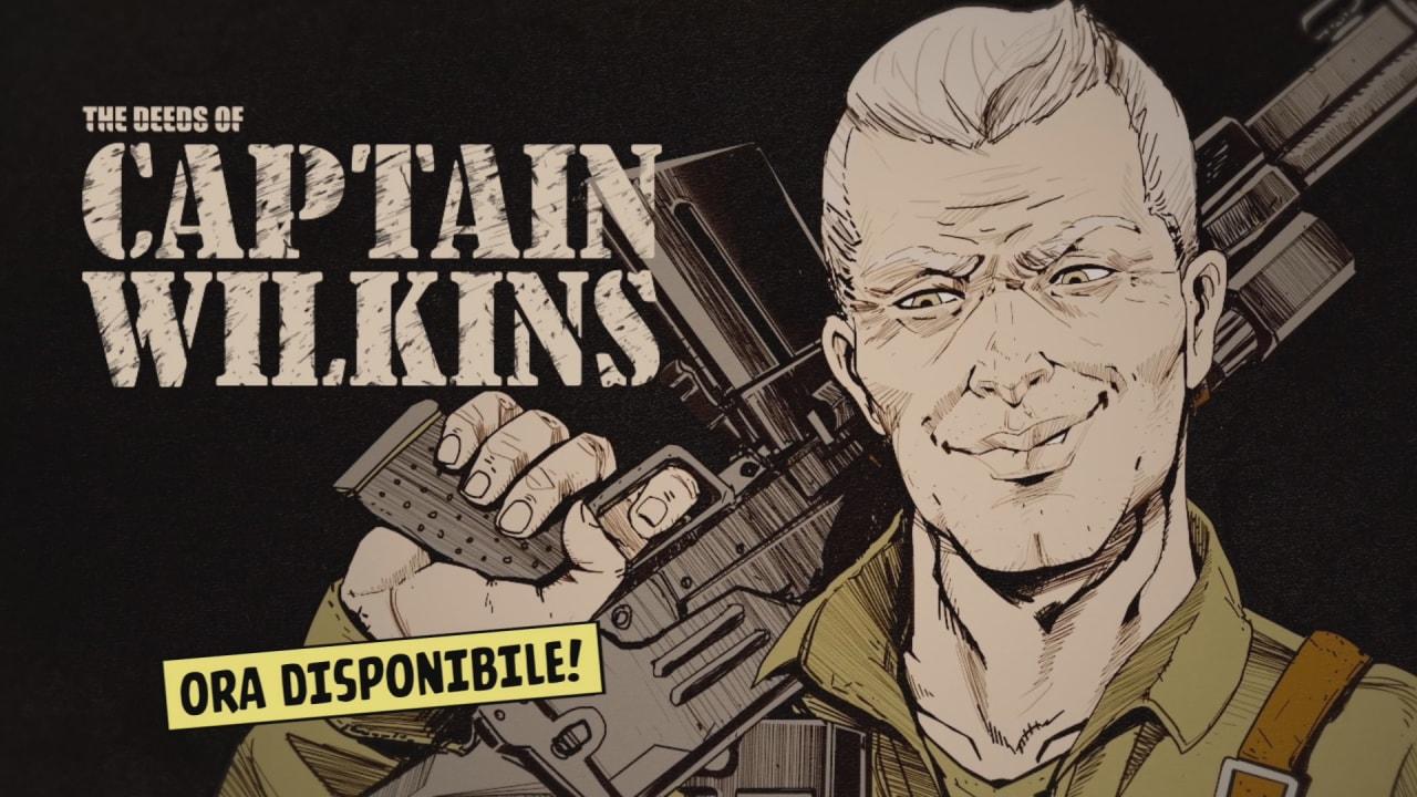 Le mirabolanti imprese del Capitano Wilkins è il nuovo DLC di Wolfenstein II, ed è disponibile da ora!