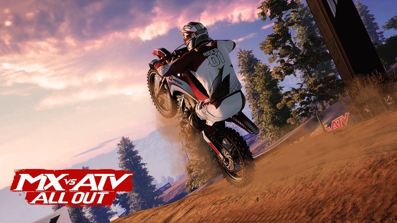 Sapete che è uscito MX vs ATV All Out? Ecco il trailer di lancio (video)