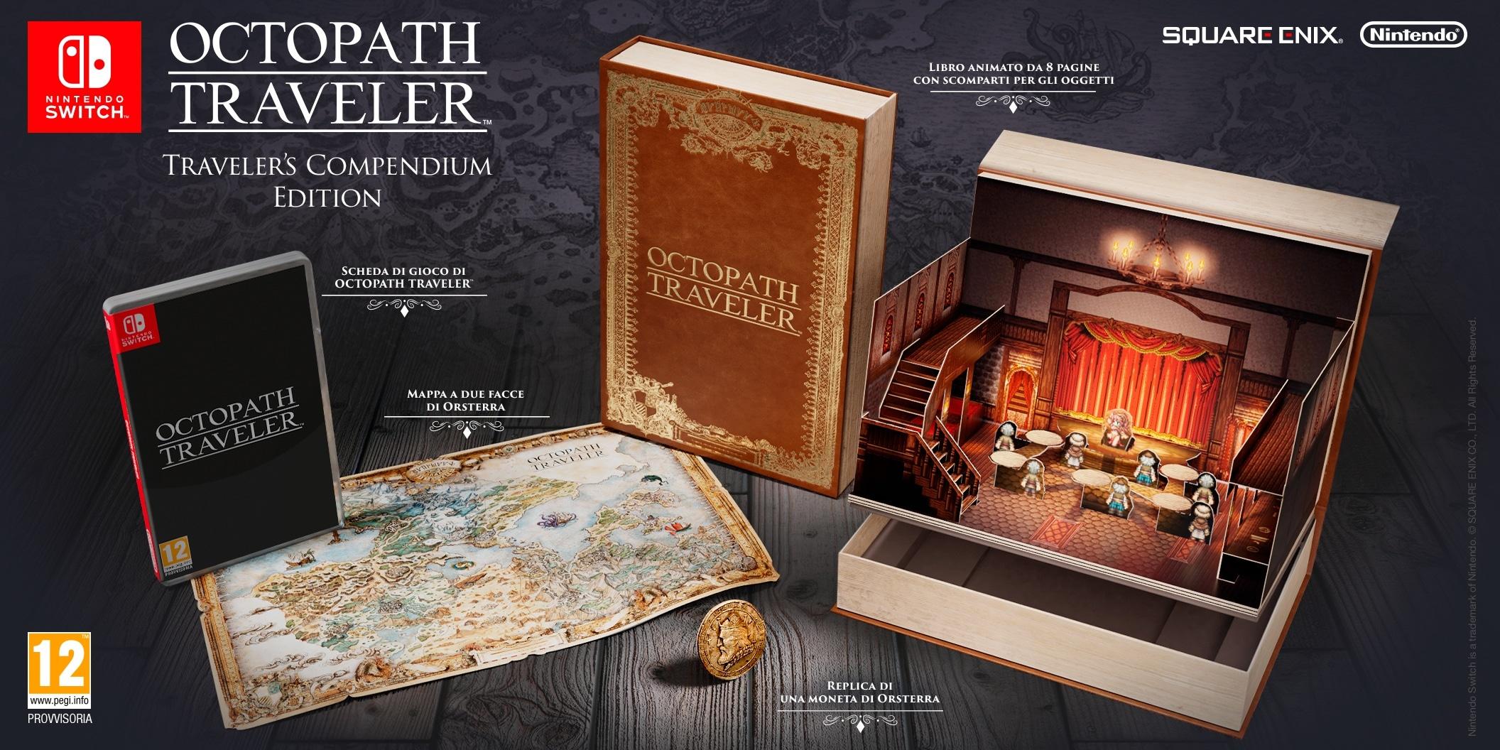 Octopath Traveler Edition