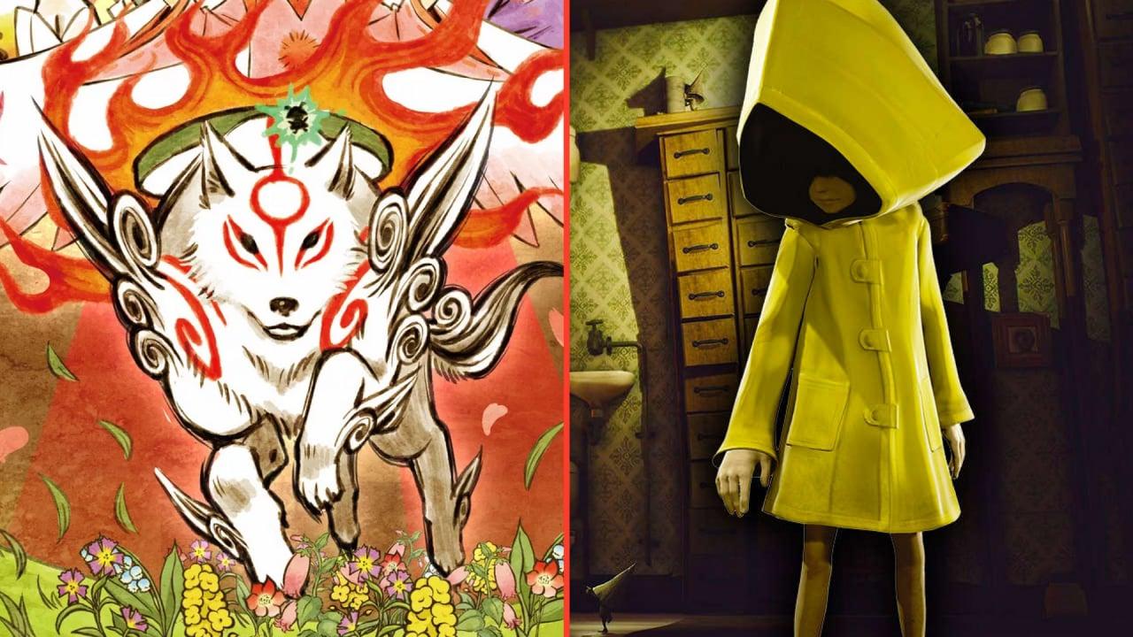 Okami HD e Little Nightmares confermati per Nintendo Switch (video)
