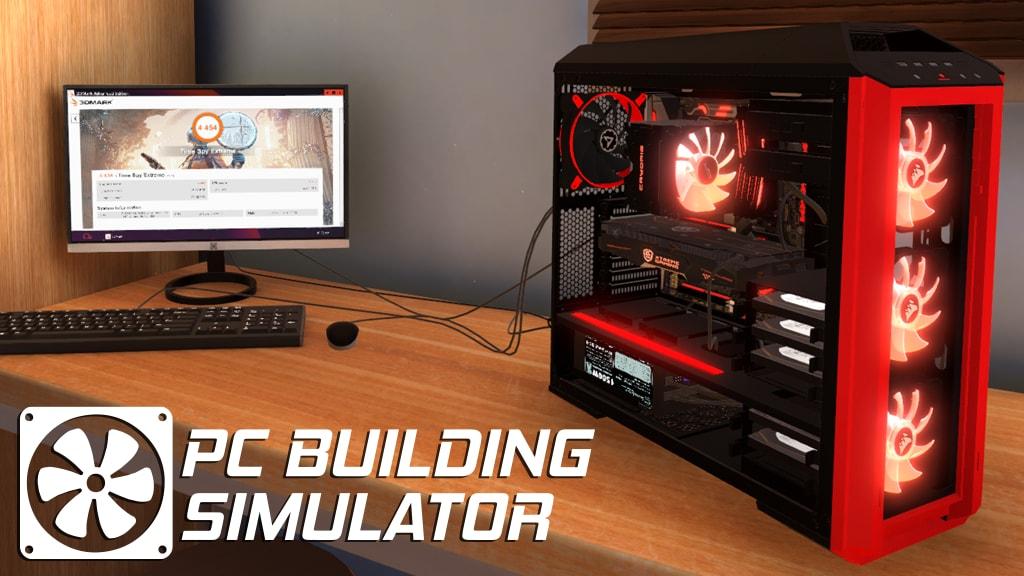 PC Building Simulator disponibile su Steam: assemblate il vostro PC gaming dei sogni! (video)