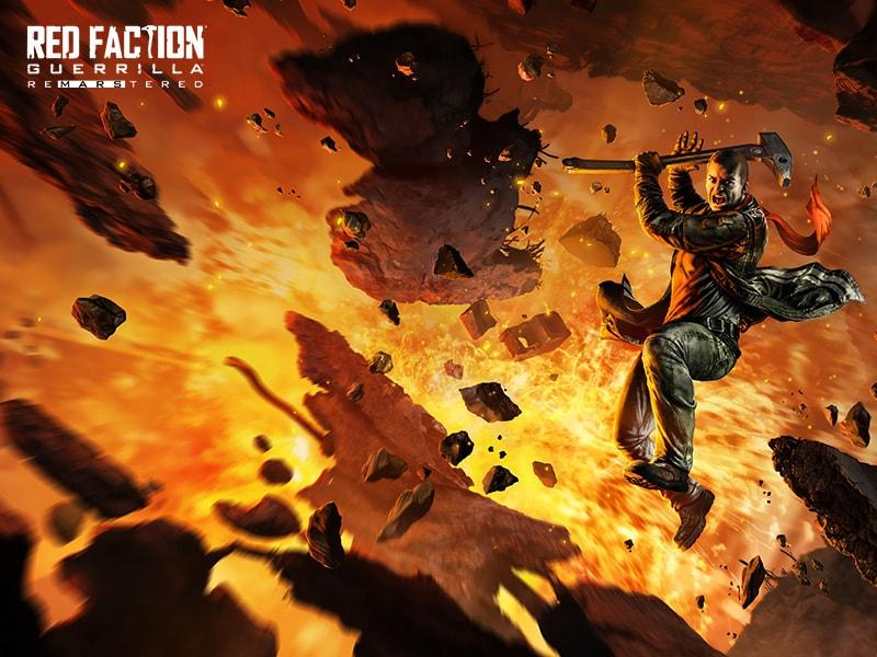 Red Faction Guerrilla: THQ Nordic annuncia la versione Re-Mars-tered (foto)