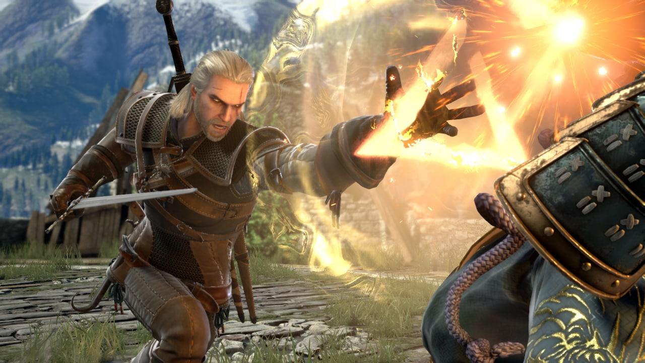 SoulCalibur VI accoglie Geralt di Rivia come ospite d'onore (foto e video)