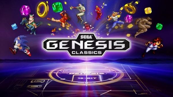 Per gli amanti della nostalgia Sega Genesis Classics raccoglie più di 50 titoli per Mega Drive!