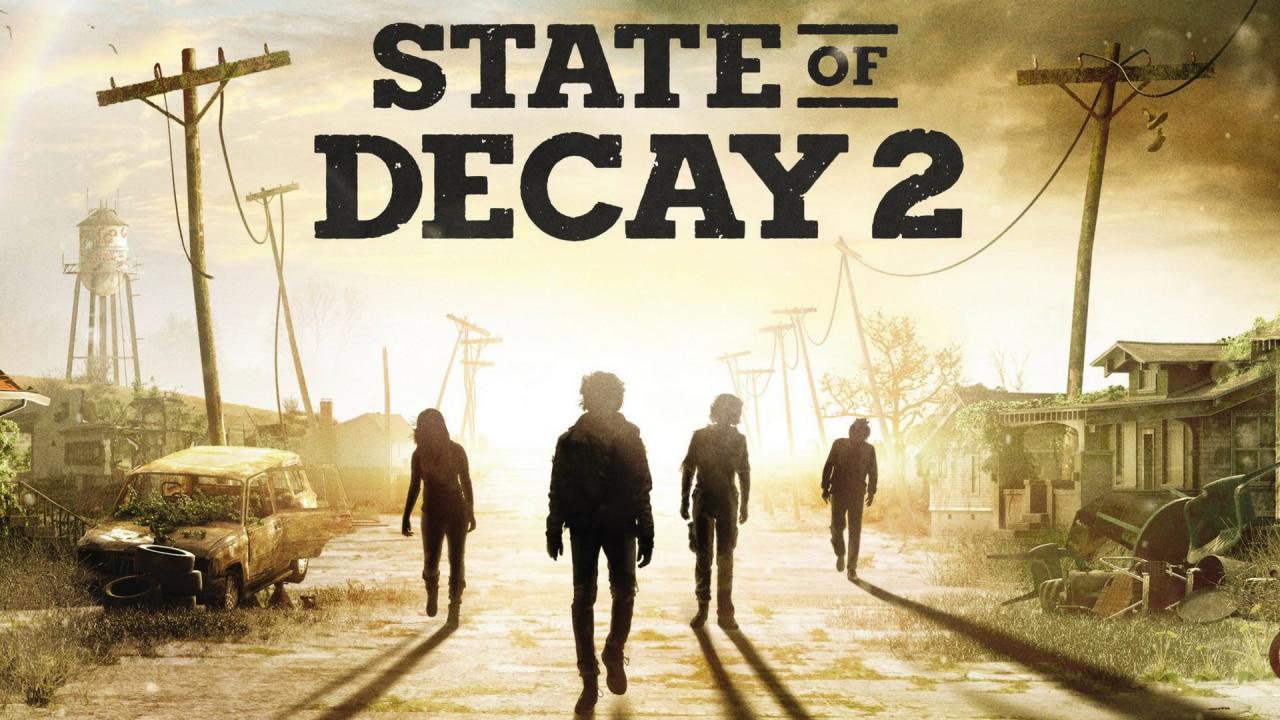 State Of Decay 2: prezzo e data per il nuovo cavallo di battaglia Microsoft