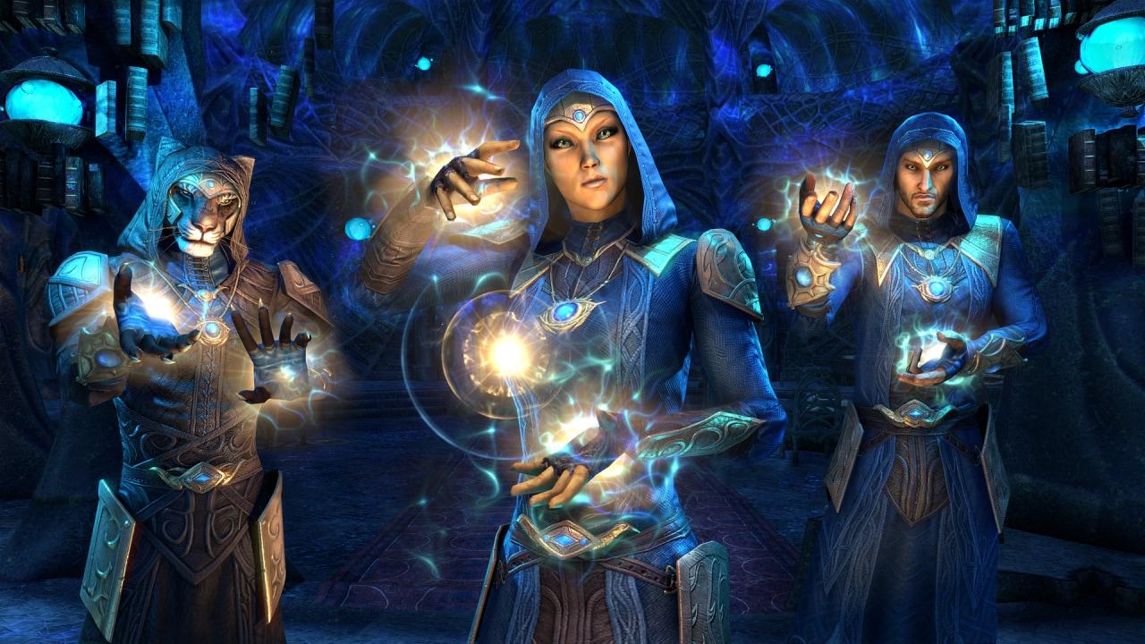 Nella nuova espansione di Elder Scrolls Online potremo entrare tra i ranghi dell'Ordine Psijic (video)