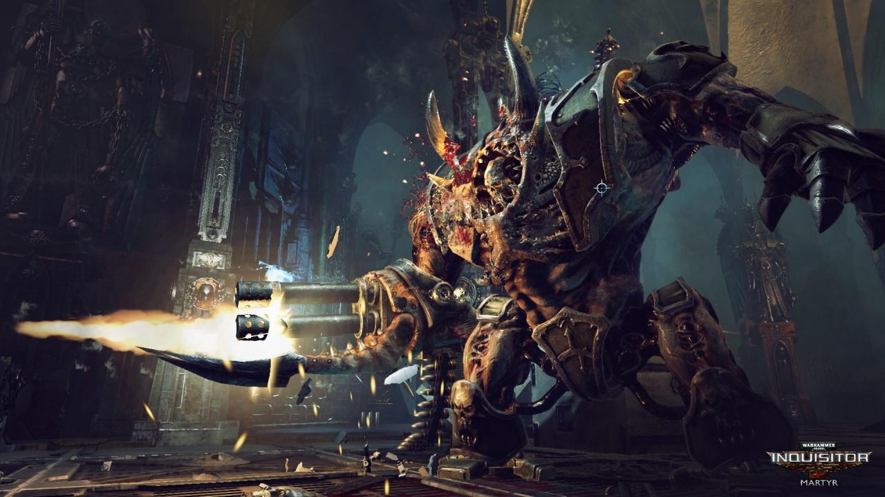 Warhammer 40,000: Inquisitor - Martyr da agosto sbarca su PS4 e Xbox One