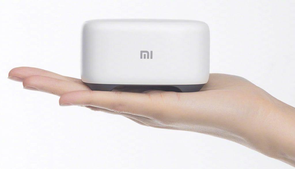 Xiaomi Mi AI Speaker Mini è il nuovo assistente domestico smart che sfida Google Home Mini (foto)