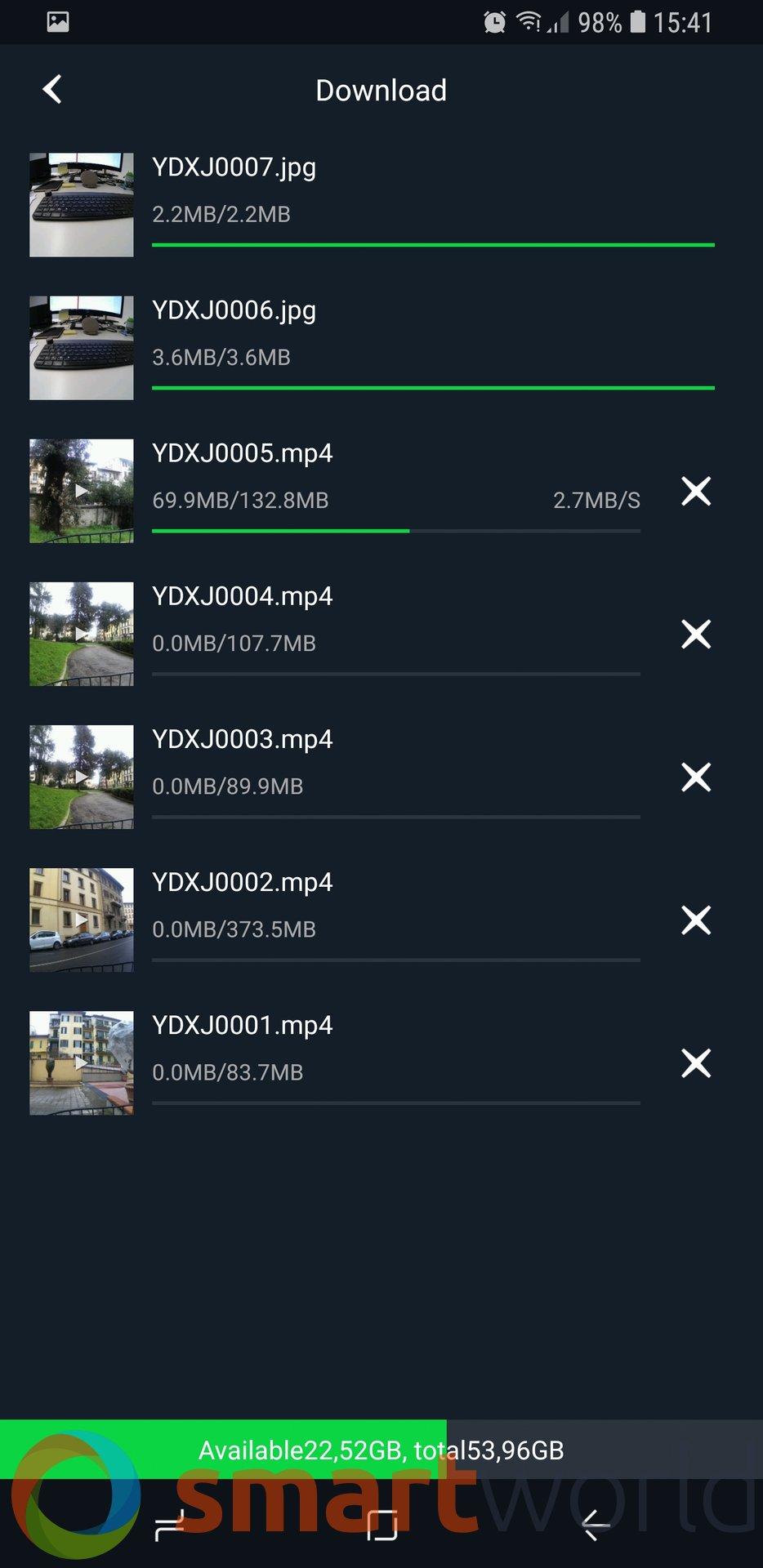 app yi action su yi discovery 4k (4)