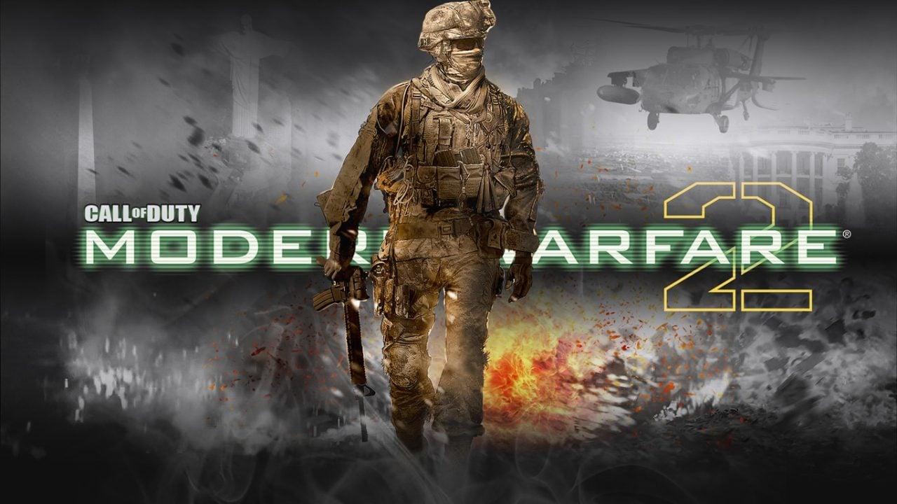 Amazon potrebbe aver svelato la versione Remastered di Call of Duty: Modern Warfare 2 (foto)