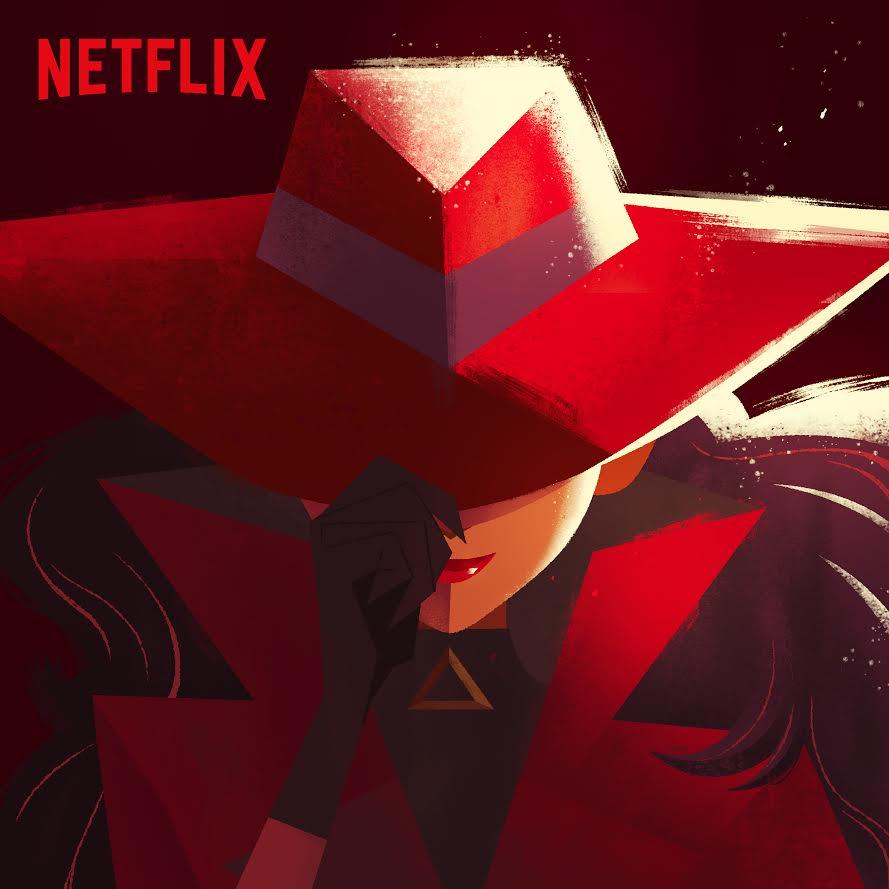 Netflix produrrà un film live action su Carmen Sandiego (foto)