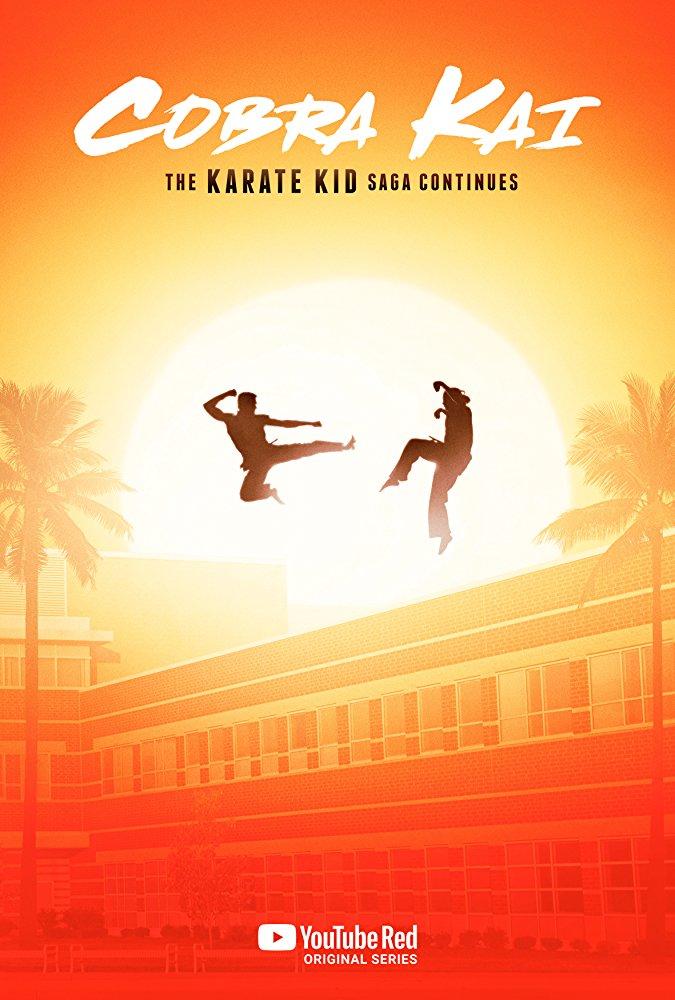 """Karate Kid ritorna 30 anni dopo su YouTube Red con la serie """"Cobra Kai"""" (video)"""