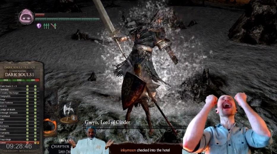 Finire la trilogia di Dark Souls senza essere colpiti è impossibile? Ricredetevi!