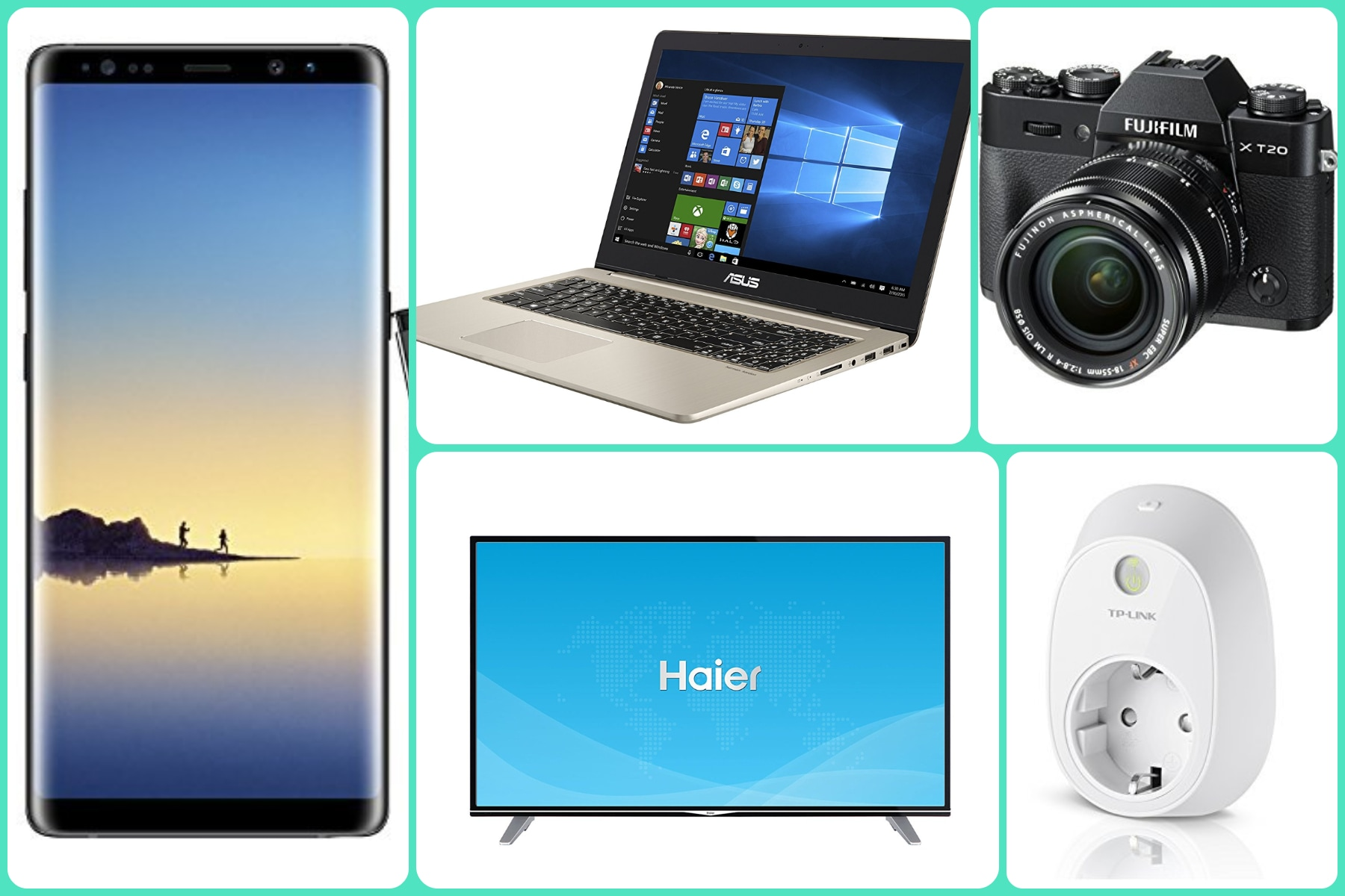 Su Amazon in offerta: Galaxy S9, power bank wireless, Hero Session, cuffie gaming - image migliori-offerte-amazon-15-marzo-2018 on http://www.zxbyte.com