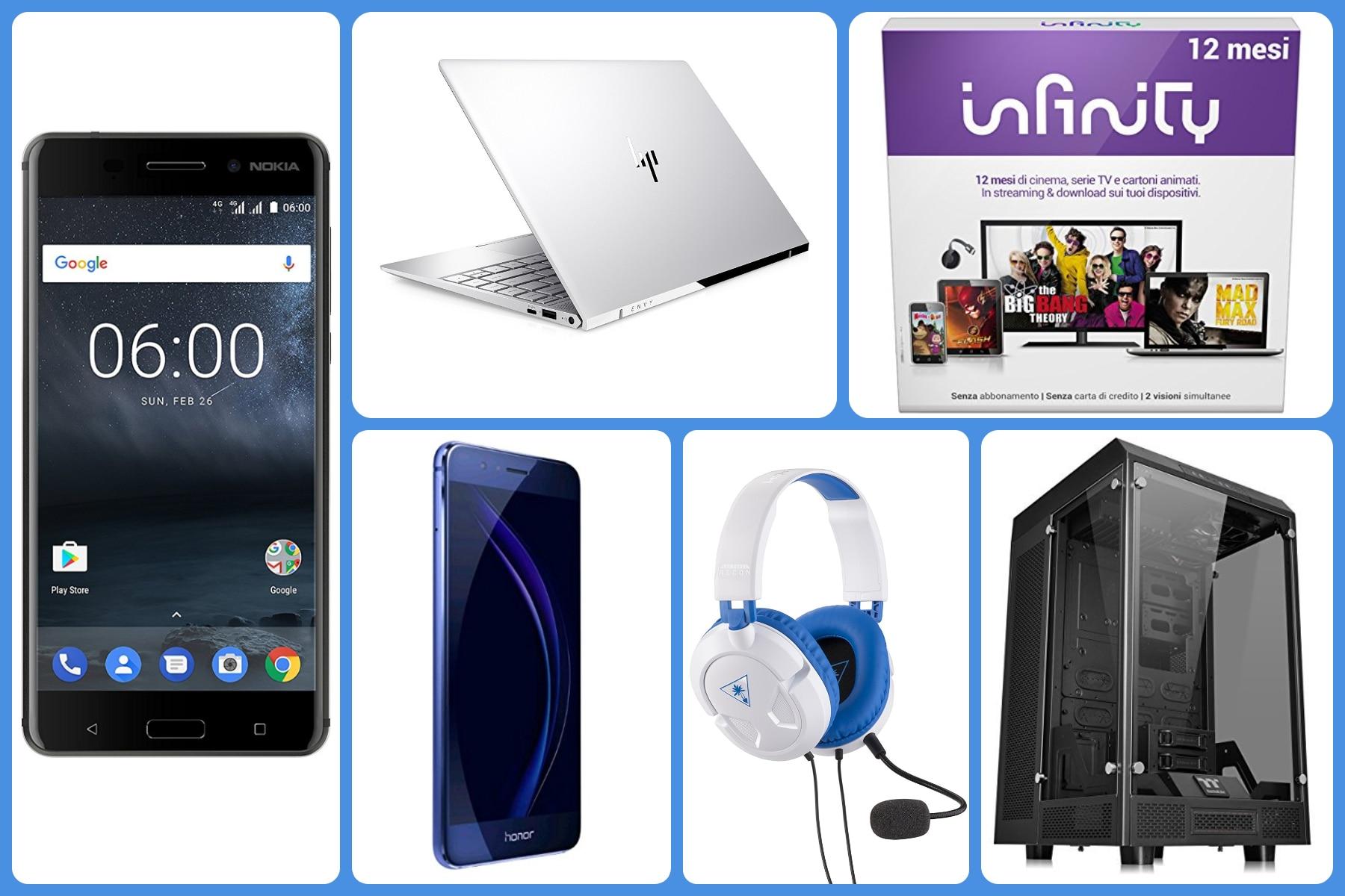 Su Amazon in offerta: Galaxy S9, power bank wireless, Hero Session, cuffie gaming - image migliori-offerte-amazon-16-marzo-2018 on http://www.zxbyte.com