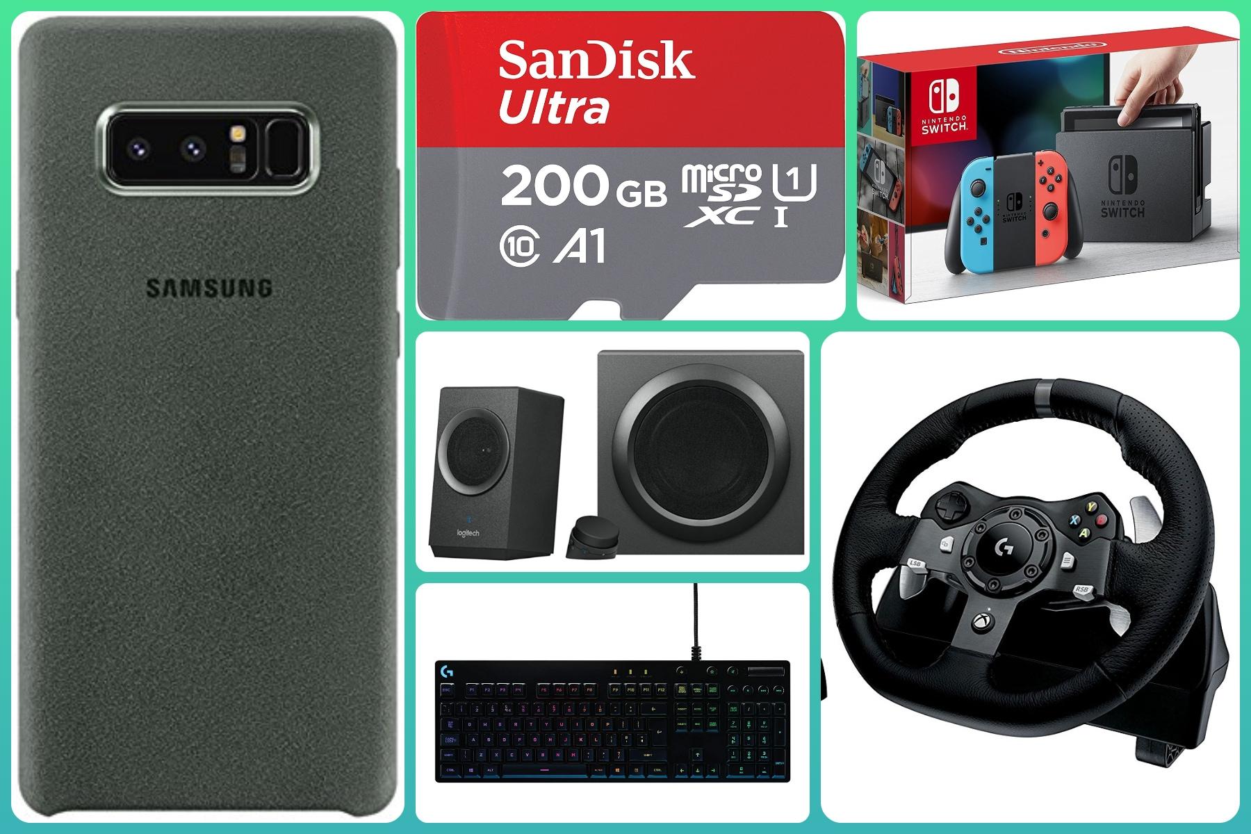 Su Amazon in offerta: Galaxy S9, power bank wireless, Hero Session, cuffie gaming - image migliori-offerte-amazon-19-marzo-2018 on http://www.zxbyte.com