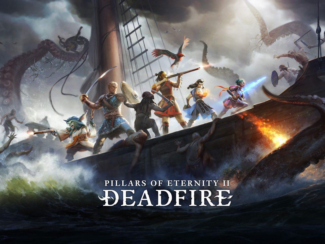 Trailer, immagini e data di uscita di Pillars of Eternity II: Deadfire (video e foto)