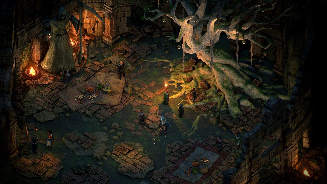 Pillars of Eternity e Tyranny gratis su Epic Games Store fino al 17 dicembre (video)
