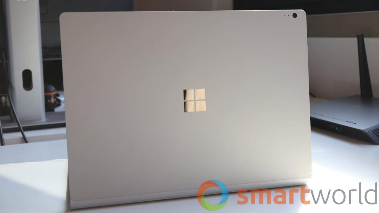 Microsoft prepara il terreno per Surface Book 3 e Surface Go 2: più attenzione alla grafica con le nuove GPU