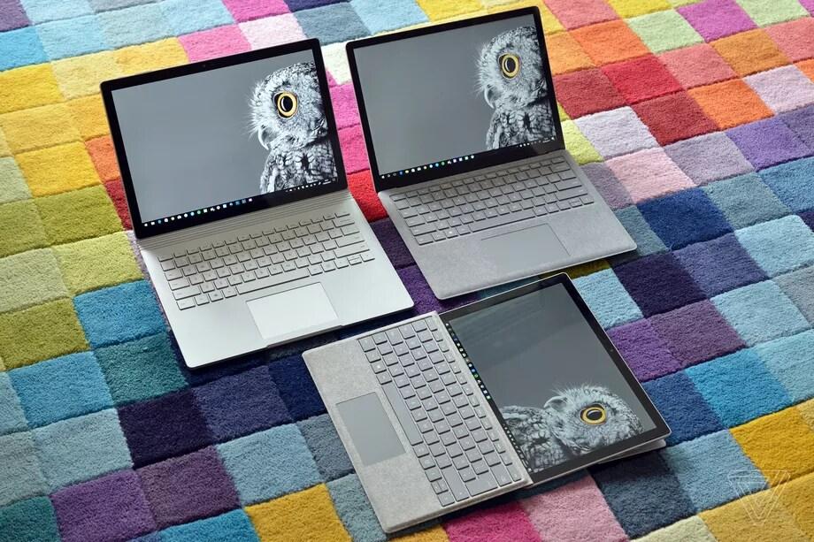 """Entro il 2018 Microsoft produrrà per la serie Surface un dongle USB-C """"per chi ama i dongle"""""""