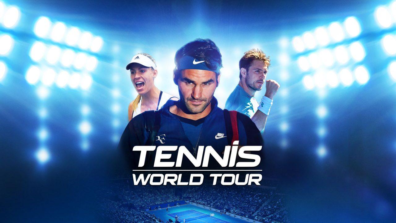"""Tennis World Tour avrà una """"Legends Edition"""", vediamo i contenuti"""