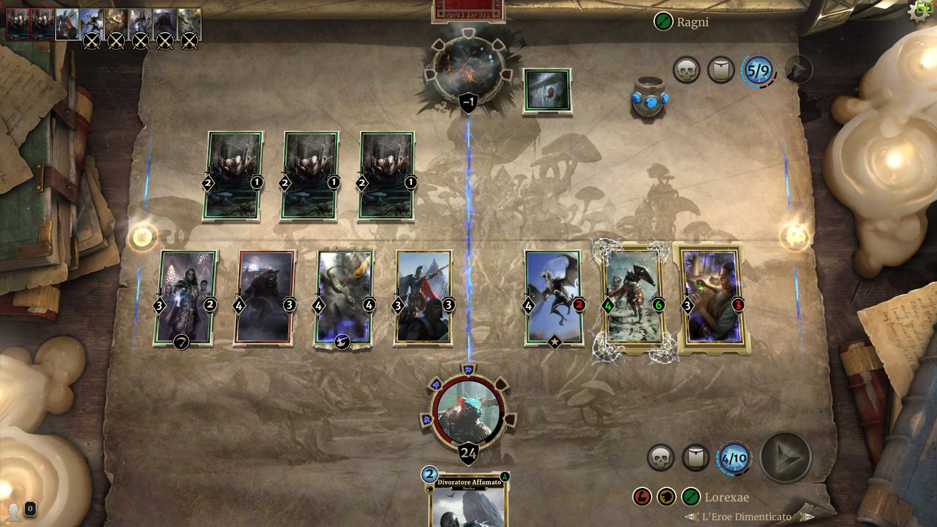 Casate di Morrowind The Elder Scrolls Legends (1)
