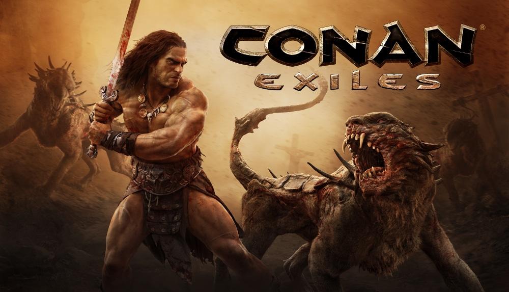 Inizia il conto alla rovescia per l'arrivo di Conan Exiles (video e foto)
