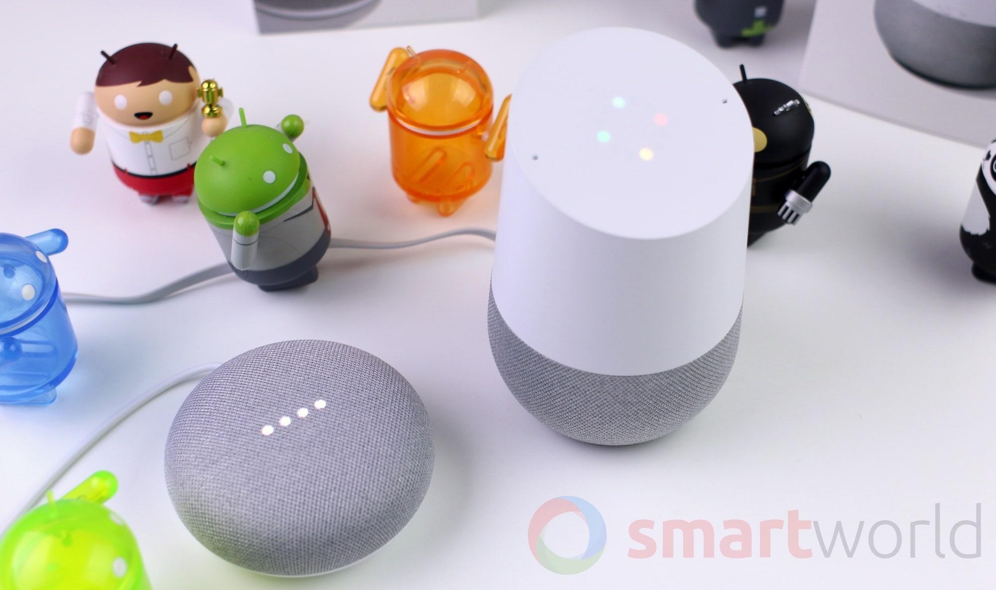 I Google Home ora supportano pienamente Deezer e Pandora Premium