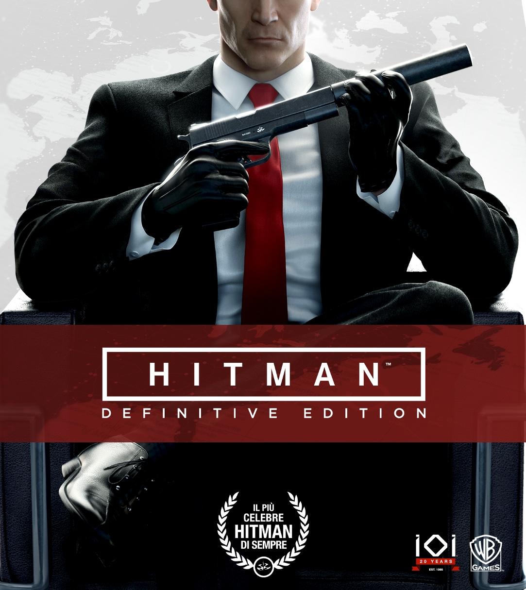 Hitman: Definitive Edition nei negozi a partire dal 15 maggio