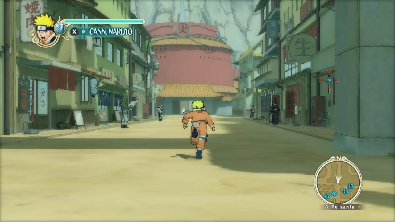 Recensione Naruto Shippuden: Ultimate Ninja Storm Trilogy