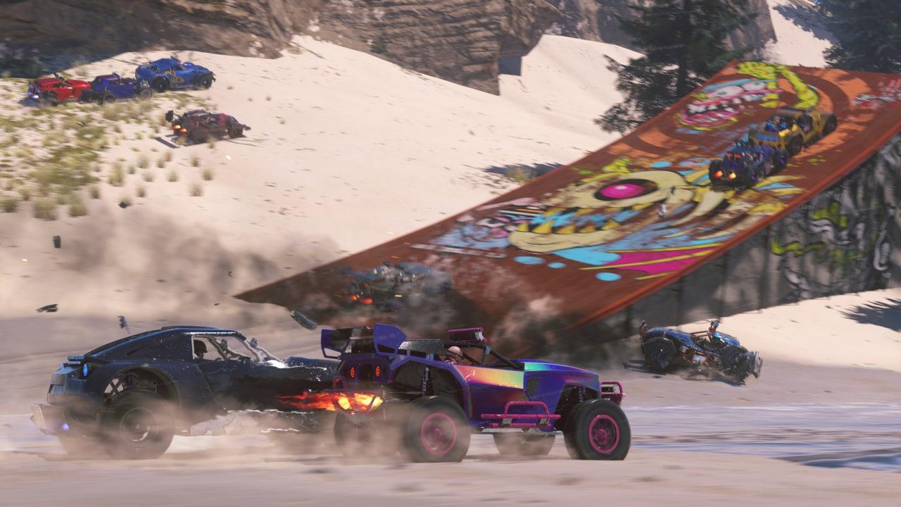 ONRUSH: il combat racer di Codemasters è disponibile da oggi su PS4 e Xbox One!