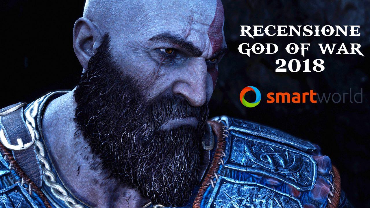 recensione god of war