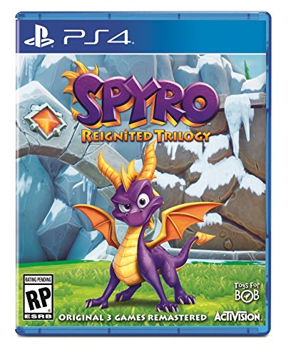 Spyro Reignited Trilogy leak