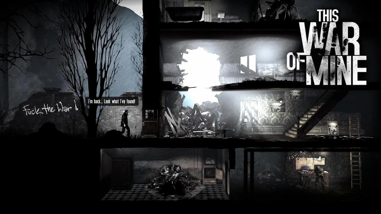 Per celebrare il vicino arrivo di Frostpunk, 11 Bit Studios rende gratis This War of Mine per un periodo limitato