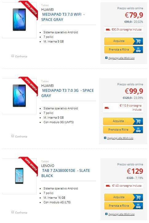 euronics offerte online 26 aprile tablet (12)