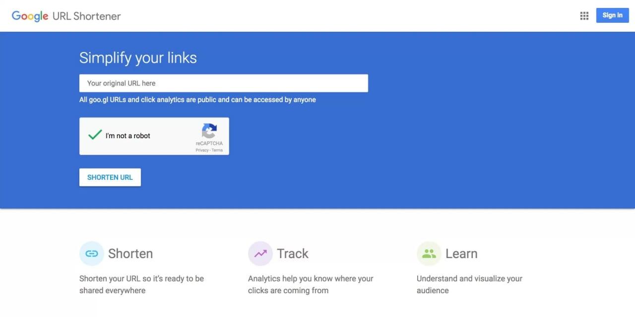 Affrettatevi ad accorciare i vostri link, il 13 aprile Google URL Shortener comincia a chiudere!