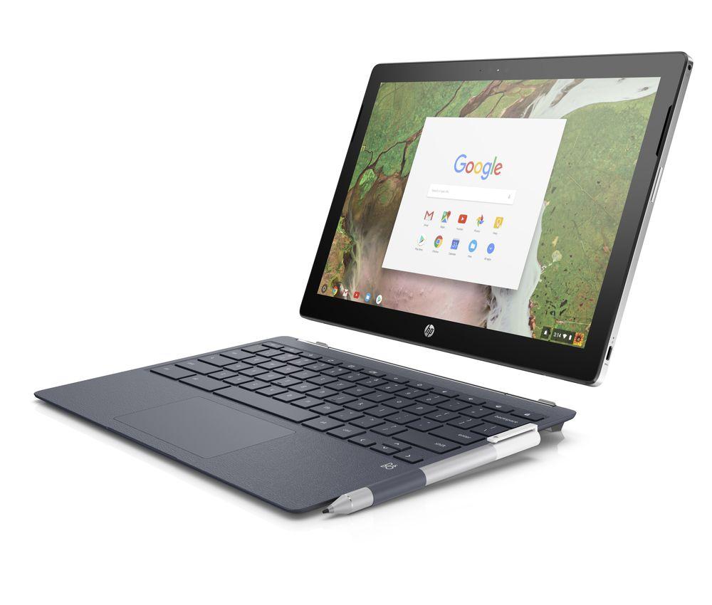 Il primo 2 in 1 con Chrome OS è di HP: si chiama Chromebook x2 e può dar filo da torcere ad iPad Pro (foto)