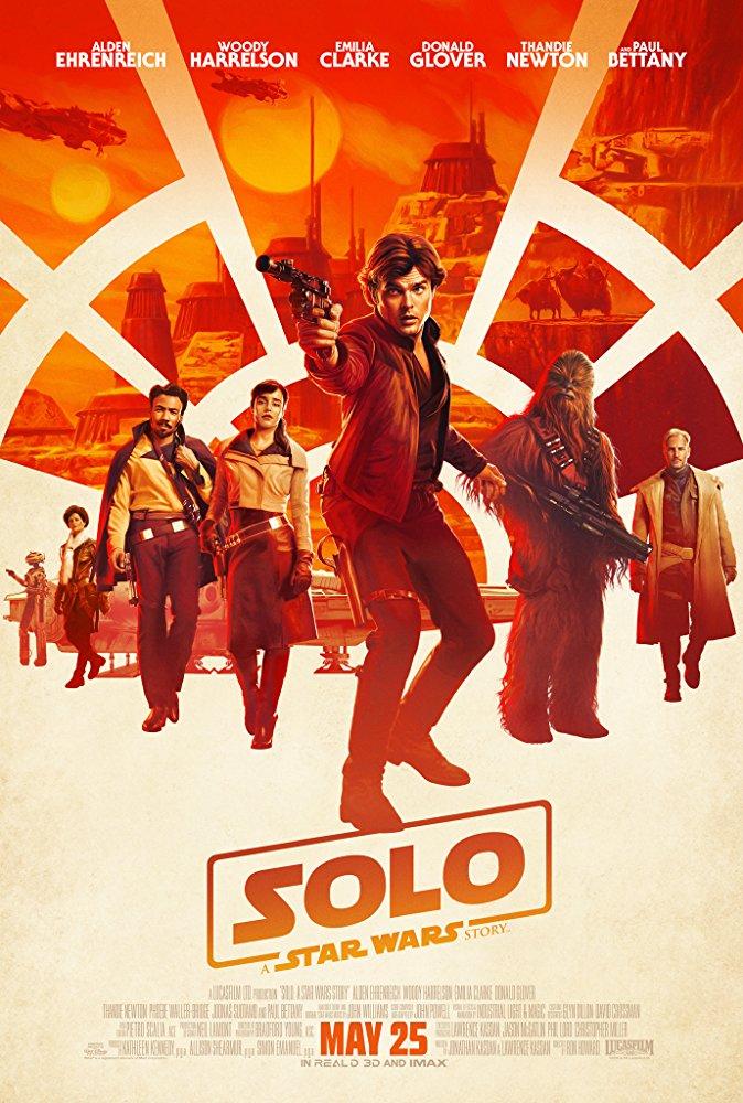 Ammirate il Millennium Falcon nuovo di zecca nel trailer di Solo: A Star Wars Story (video)