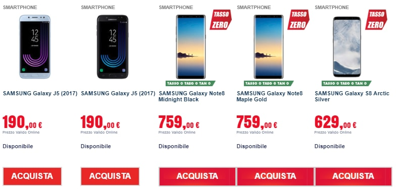 trony offerte online 27 aprile smartphone (2)