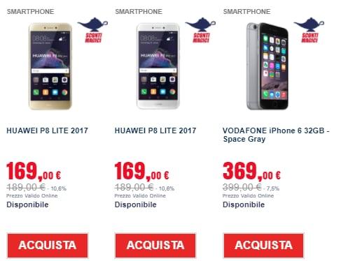 trony sconti magici aprile 2018 smartphone (2)