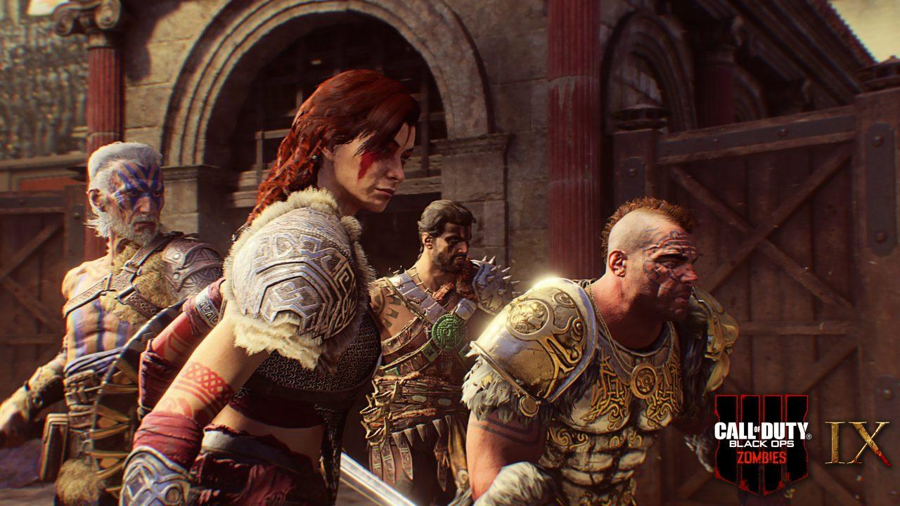 Che tamarrata il trailer della modalità Zombie di Call of Duty: Black Ops 4! (video)