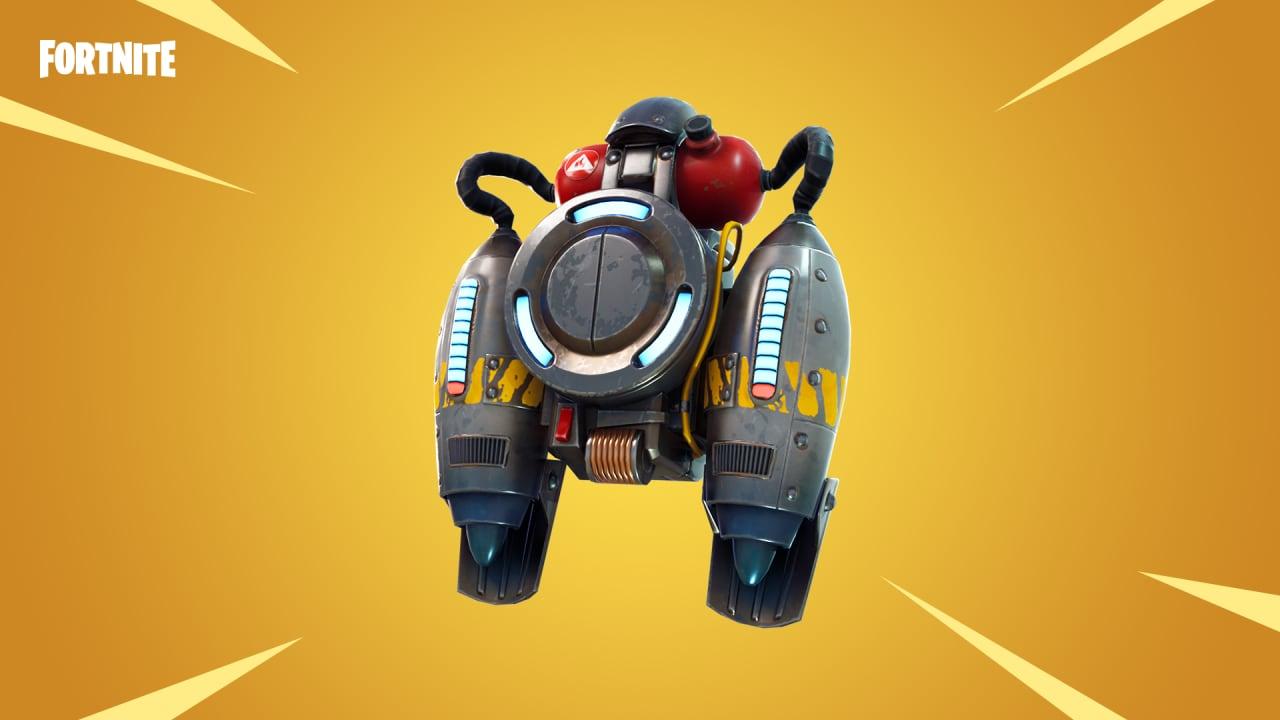 Verso l'infinito, e oltre! No, niente Toy Story, sono stati aggiunti i jetpack su Fortnite (foto e video)