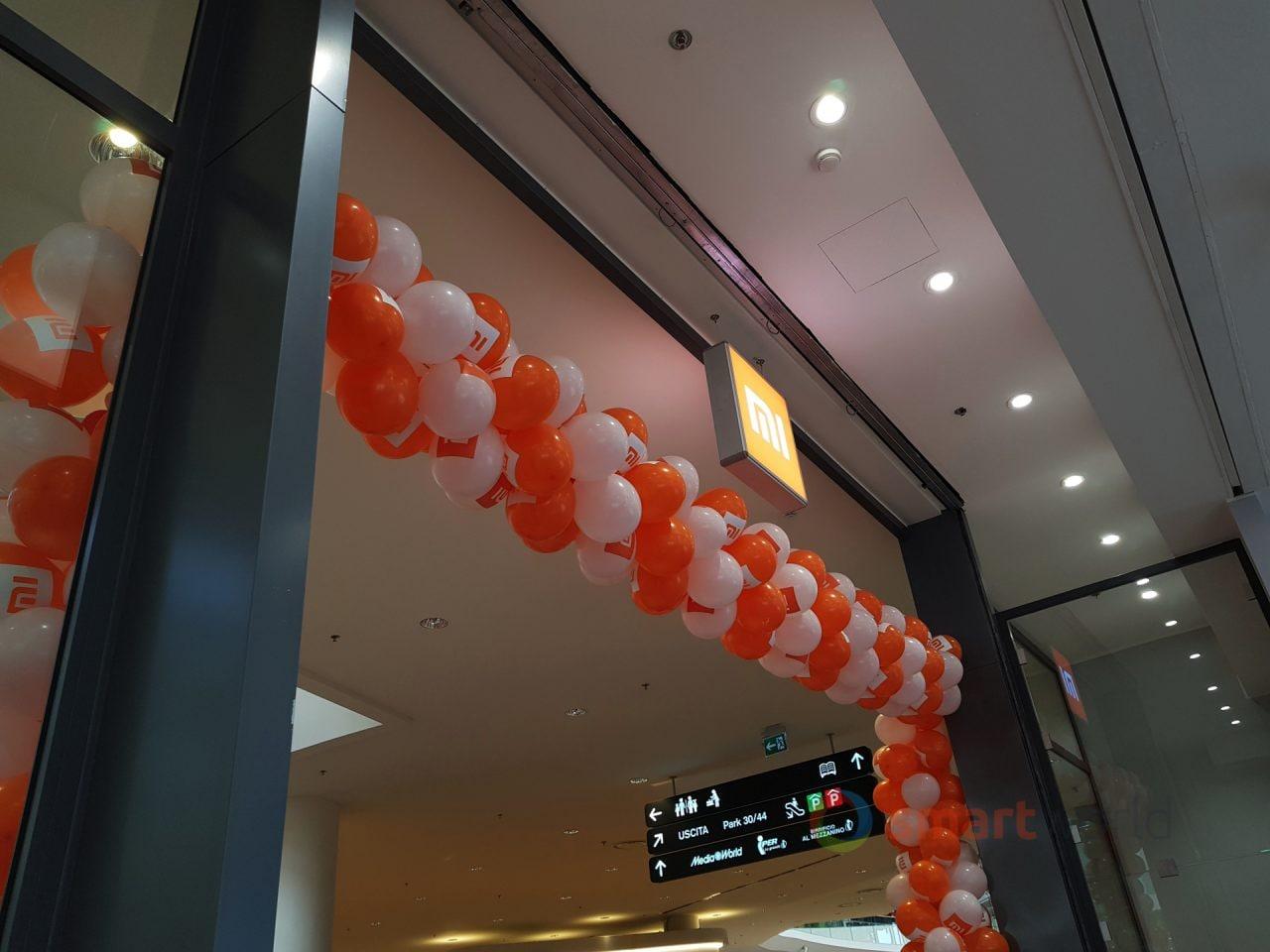 Il secondo Mi Store in Italia ha aperto quest'oggi (foto)