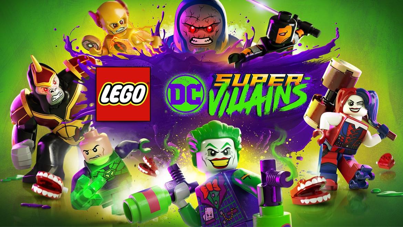 Cattivi contro ancora più cattivi nel nuovo trailer di LEGO DC SUPER-VILLAINS