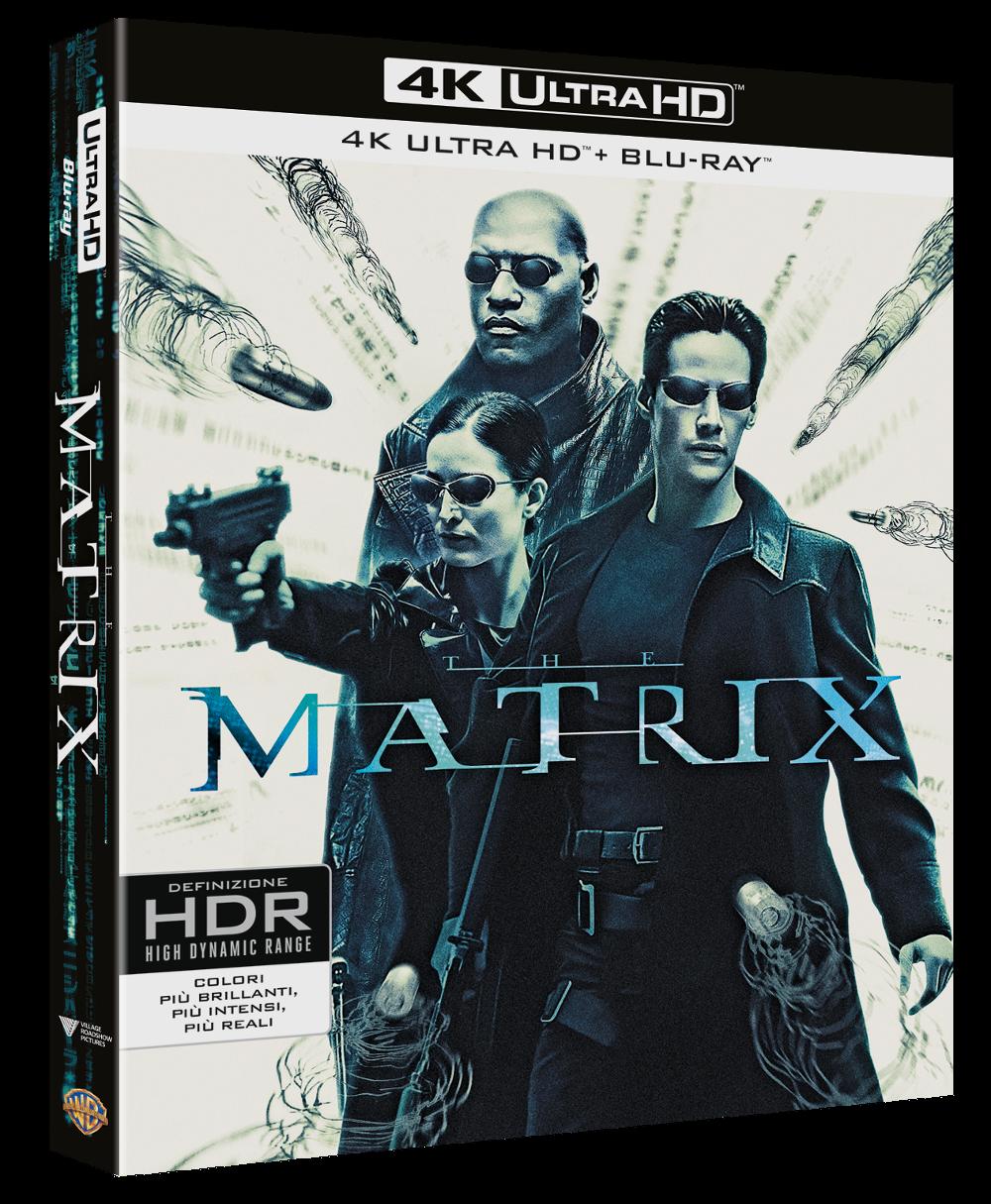 """""""Schiva questa"""": Matrix rimasterizzato in 4K HDR arriverà il 7 giugno (foto)"""