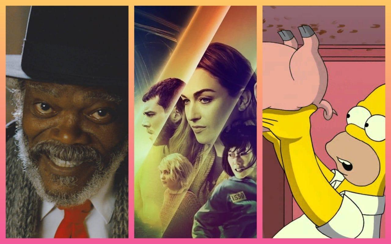 Le migliori novità Netflix in arrivo a giugno: Sense8, Glow, The Hateful Eight, I Simpson - Il Film