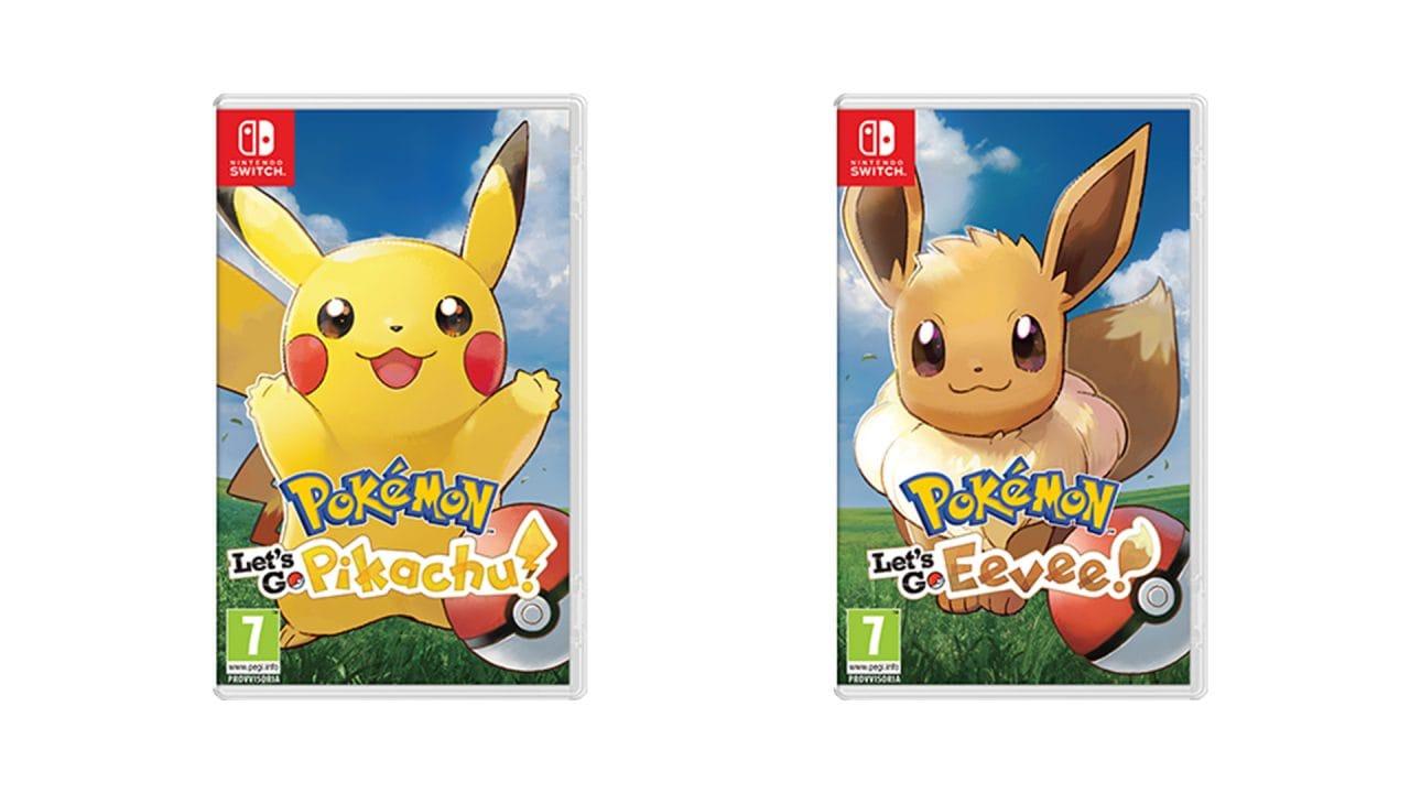 L'online di Pokémon: Let's Go, Pikachu! e Let's Go, Eevee! richiederà l'abbonamento, ma non avrà un ruolo centrale