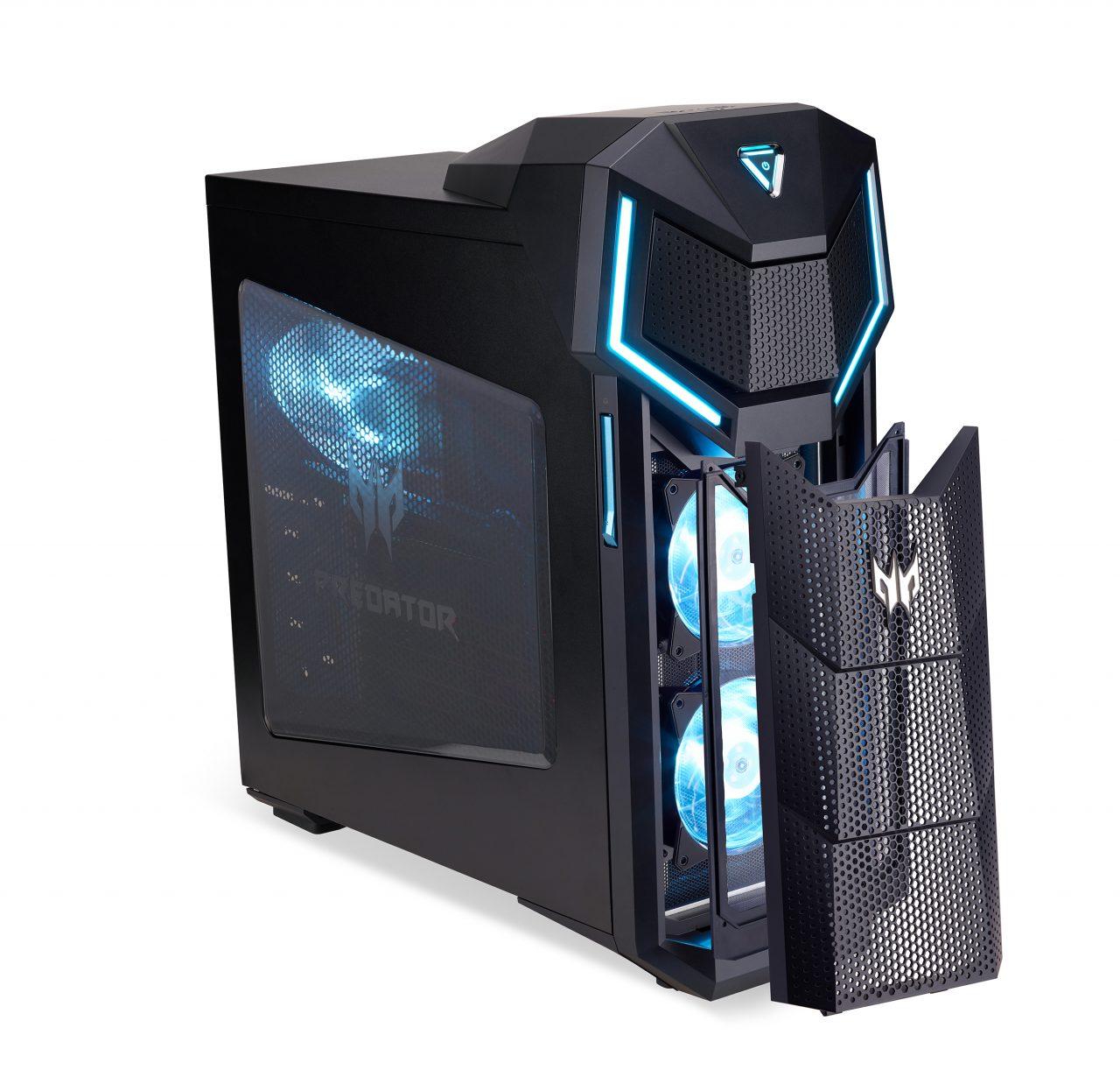 Acer svela i nuovi PC da gaming Predator Orion 5000 e 3000, insieme ad una vasta serie di accessori (foto)
