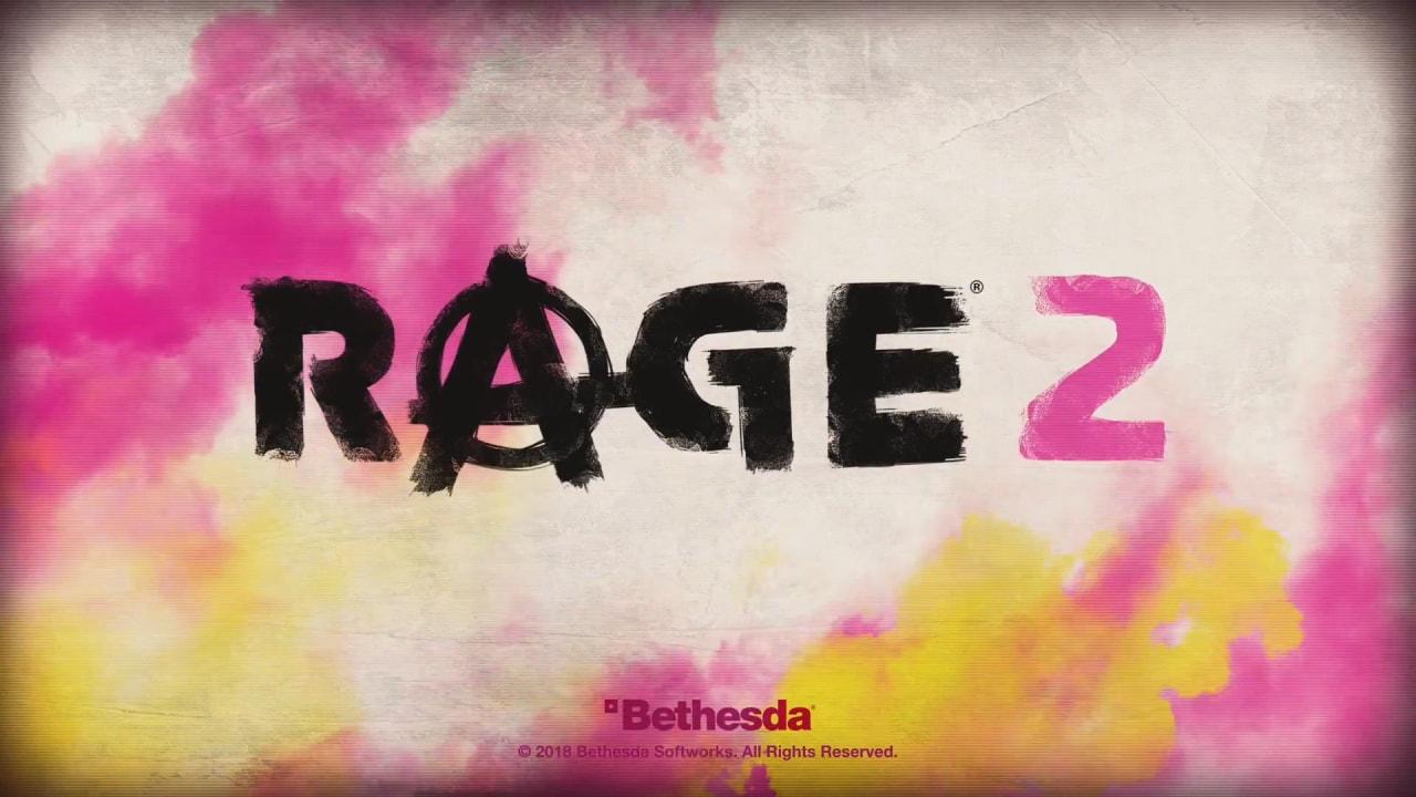 Rage 2 è ufficiale: ecco il trailer di annuncio!